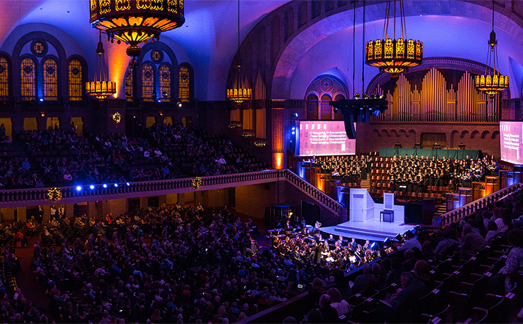 Moody Bible Christmas Free Carols 2020 Annual Candlelight Carols | Moody Bible Institute
