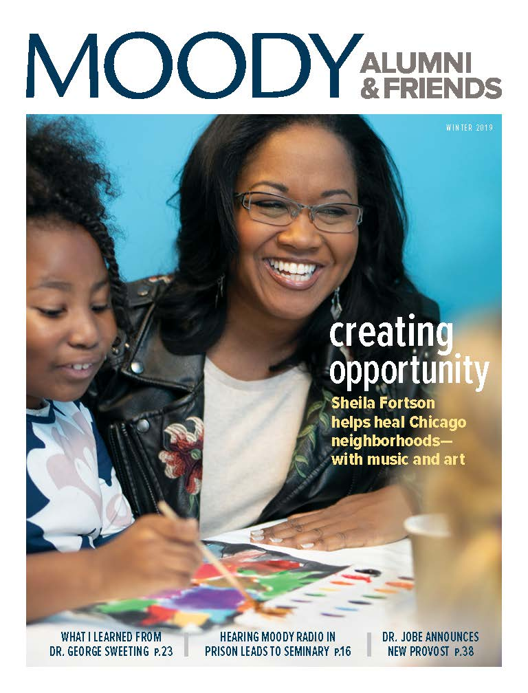 Moody Alumni & Friends Magazine