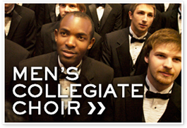 BI - Mens Collegiate Choir Button