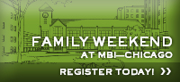 Button - Family Weekend Registration